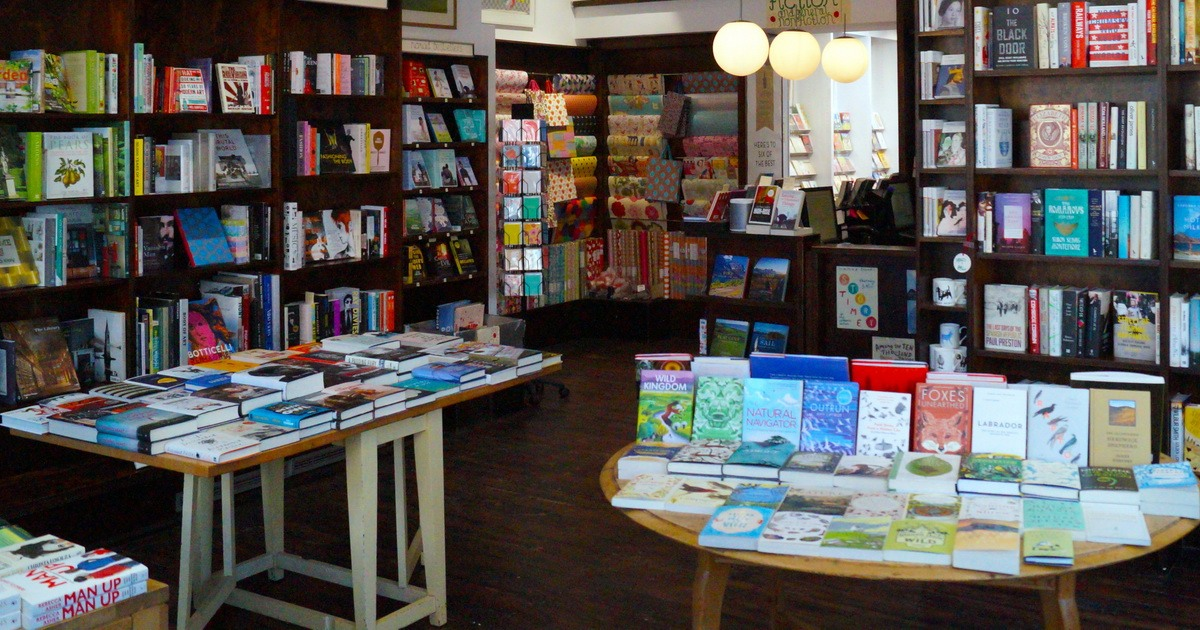 Welcome to Nomad - Nomad Books